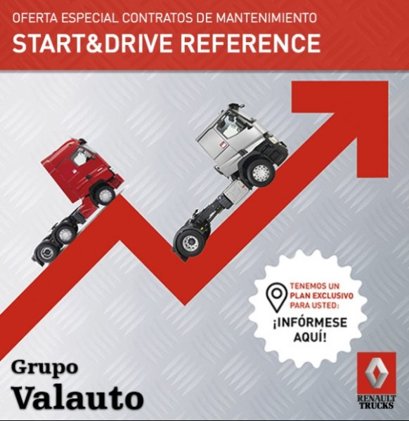 START & DRIVE REFERENCE