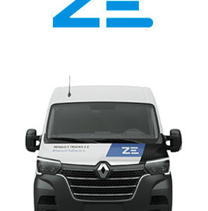 Renault Master Red Edition Z.E.