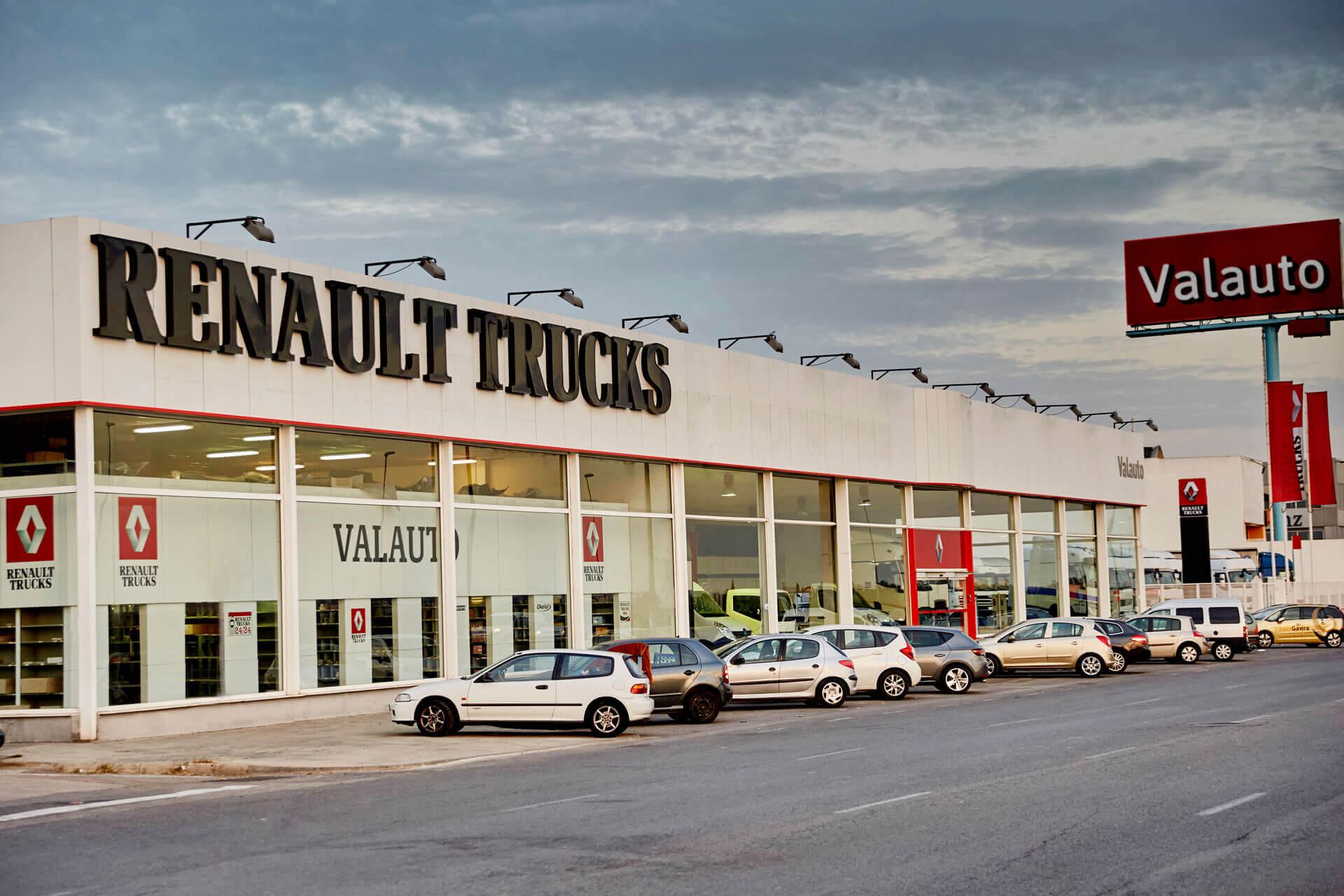 renault trucks valauto
